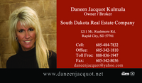 Daneen Jacquot - South Dakota Real Estate Company