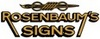 Rosenbaum's Signs & Outdoor